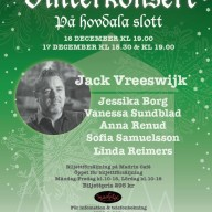 Vinterkonsert på Hovdala Slott