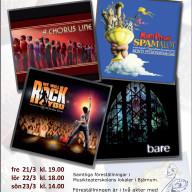 Vårshow - Musikteaterskolan