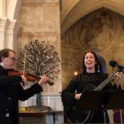 Livets sånger - Vinslövs kyrka, 2018. Foto: Marianne Sundblad