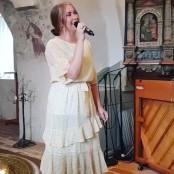 Musik i sommarkväll - Djurröds kyrka, 2019. Foto: Lisbeth Lindehagen