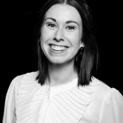 Vanessa Sundblad, 2019. Foto: Amanda Sigfridsson
