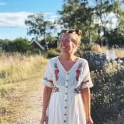 Vanessa Sundblad, 2020. Foto: Marianne Sundblad