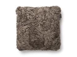 Lammskinns kudde 45x45 cm