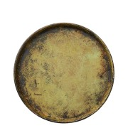 Fat metall, indiskt 16,5 cm