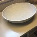 Fat Rakel Ljusgrå 33,5 cm