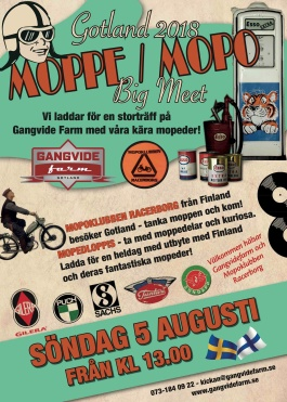 Mopedträff 2018