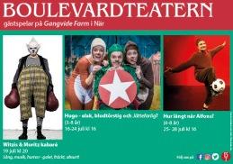 Teater med Boulevardteatern