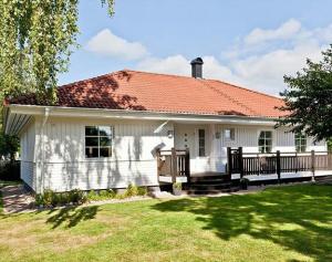 Jag älskade huset och här skulle vi bo och bilda familj