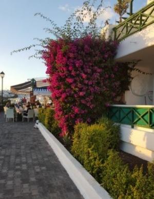 Vår semester till Spanien och Lanzarote var välbehövlig efter många tuffa besked under hösten.