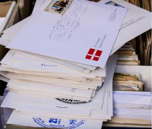När vi kom hem från bröllopsresan hade vi fått ett brev från Försäkringskassan angående vår ansökan om erssättning för vård utomlands.