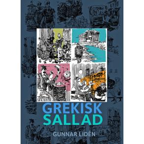 Grekisk Sallad - Grekisk Sallad