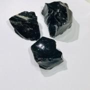 Obsidian rå ca 30-50 mm