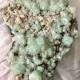 Apophyllite kluster