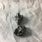 Meteorit, järn