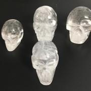 Bergkristall skallar