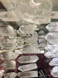 Bergkristallspets rå 86-100 gr