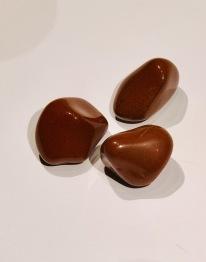 Jaspis röd ca 25-30 mm