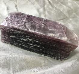 Lepidolit, rå - Lepidolit 22 gr