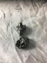 Meteorit, järn, Nantan - Meteorit 10,3 gr