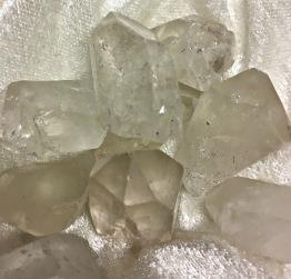 Bergkristallspets 20-40 mm