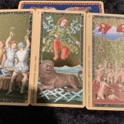 Tarot, Golden tarot of the renaissance