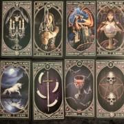 Tarot, Gothic tarot