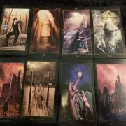 Tarot, dark fairytale tarot