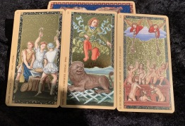 Tarot, Golden tarot of the renaissance