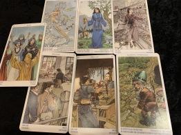 Tarot, pagan tarot
