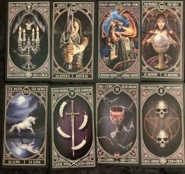 Tarot, Gothic tarot -