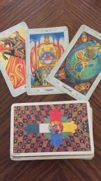 Tarot,  thots tarot, Aleister crowley