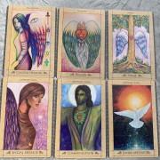 Orakel kort, Ask an angel