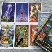 Tarot, the cosmic tribe tarot