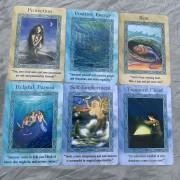 Orakel kort Magical mermaids and Dolphins