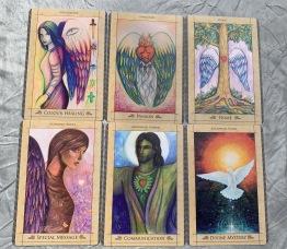 Orakel kort, Ask an angel -