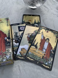 Tarot, Golden tarot