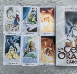 Tarot, The Celtic dragon tarot