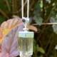 Hängsmycken, naturlig citrinspets - 15,2 gr