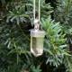 Hängsmycken, naturlig citrinspets - 5,4 gr