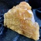 Kalcit guld  kristalliserad - 1216 gr