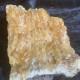 Kalcit guld  kristalliserad - 600 gr
