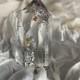 Lodolit spetsar polerade - 106 gr