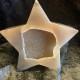 Agat stjärna - 374 gr