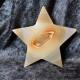 Agat stjärna - 168 gr
