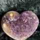 Ametist hjärtan - Ametist hjärta 744 gr