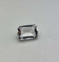 Bergkristall, slipad ädelsten - 7,35 ct
