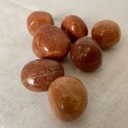 Jaspis orange, Peru cuddle stone