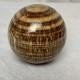 Aragonit klot - 313 gr ca 61 mm i diameter