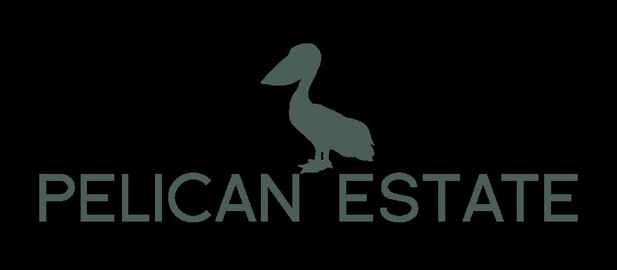 Pelican Estate - logotype