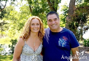 Cecilia Andrén McDonald & Rob McDonald - Änglakraft & Änglakraft Butik